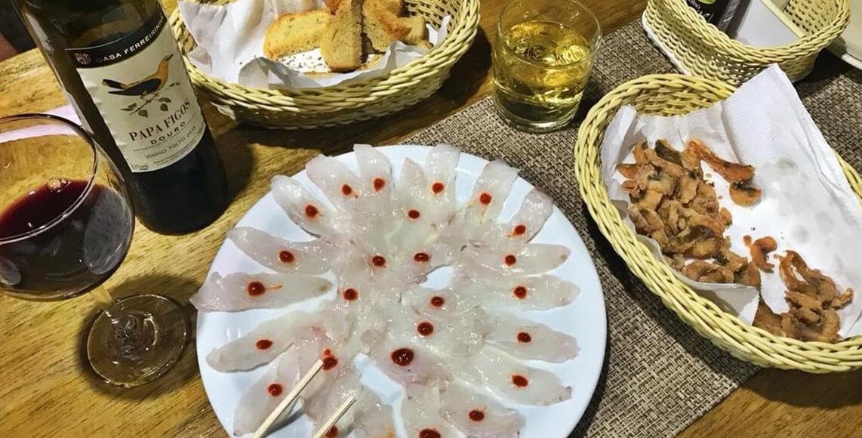 Gastronomía Típica Y Avanzada