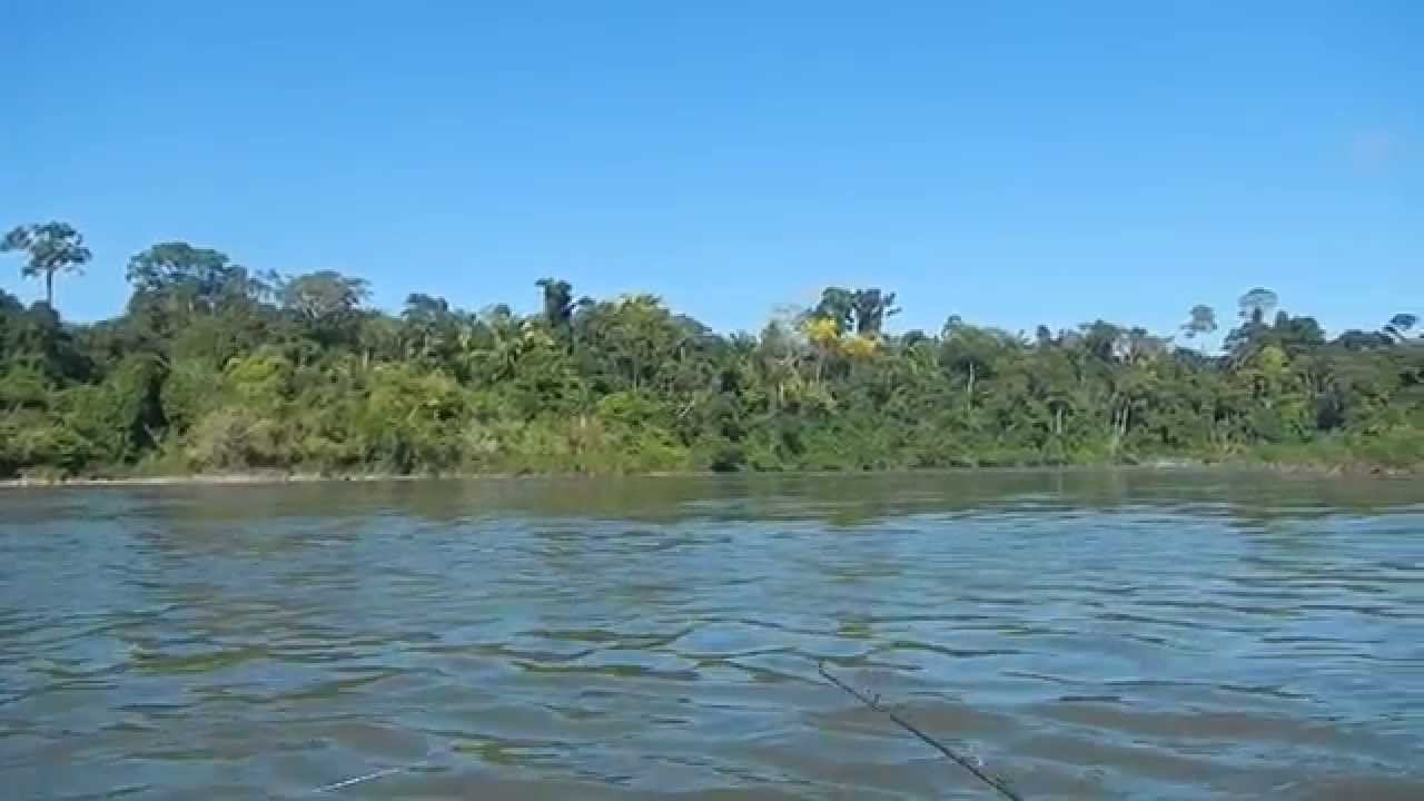 Tour Of The Roosevelt River